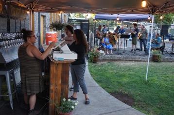 The bar of Arbor Bar at Publichouse
